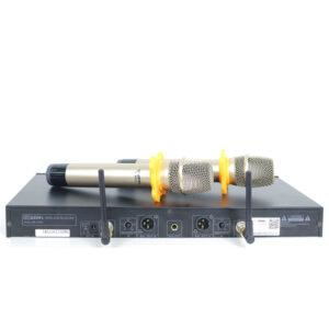 micro không dây bik bj u550