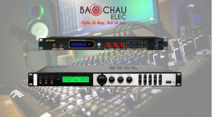 Vang số – Mảnh ghép hoàn hảo của hệ thống âm thanh chuyên nghiệp